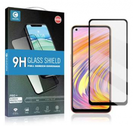 Mocolo 5D Tvrzené Sklo Black pro Samsung Galaxy A42 5G