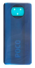 Xiaomi Poco X3 Kryt Baterie Cobalt Blue