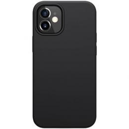 Nillkin Flex Pure Liquid Silikonový Kryt pro iPhone 12 mini 5.4 Black