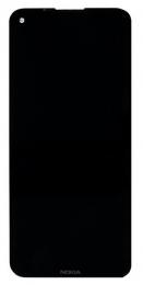 Nokia 3.4 Dotyková Deska + LCD Display Black