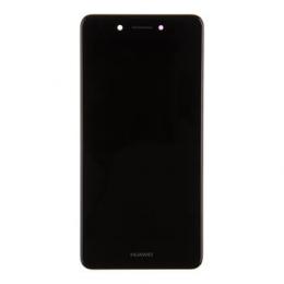 Huawei Nova Smart LCD Display + Dotyková Deska + Přední Kryt Grey (Service Pack)
