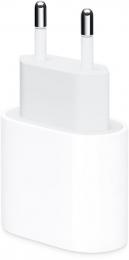 iPhone A1692 Cestovní nabíječka Type-C 18W White (OOB Bulk)