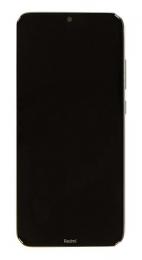 LCD Display + Dotyková Deska + Přední Kryt pro Xiaomi Redmi Note 8 White (Service Pack)