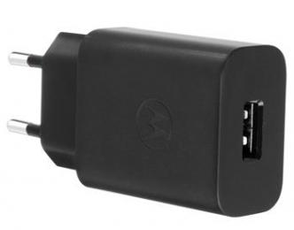 SA18C79750 Motorola USB 20W Cestovní nabíječka Black (Service Pack)