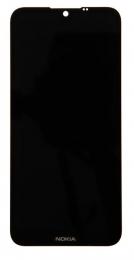 Nokia 1.3 Dotyková Deska + LCD Display Black