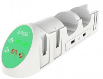 iPega 9187 Charger Dock pro Controller a Joy-con