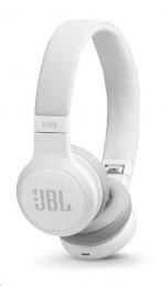 JBL Live 400BT Bluetooth Headset White