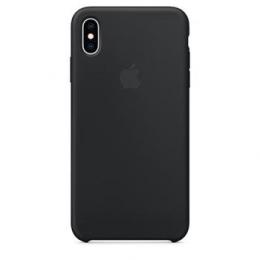 MRWE2ZM/A Apple Silikonový Kryt pro iPhone XS Max Black (Pošk. Balení)