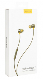Realme Buds 2 Earbuds with Mic Black