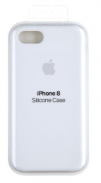 MQGL2ZM/A Apple Silikonový Kryt pro iPhone 7/8/SE2020 White (Pošk. Balení)
