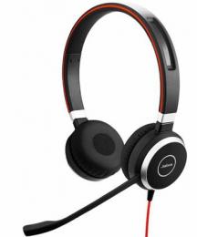 Jabra Evolve 40 UC Stereo Black