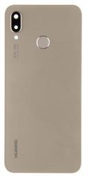 Huawei P20 Lite Kryt Baterie Gold (Service Pack)