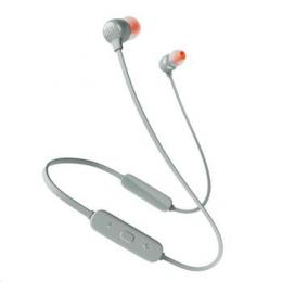JBL Tune 115BT Bluetooth In-Ear Headphones Gray