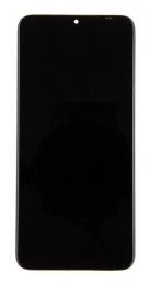 LCD Display + Dotyková Deska + Přední Kryt pro Xiaomi Redmi 9T Carbon Gray