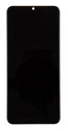 LCD Display + Dotyková Deska + Přední Kryt pro Vivo Y20s Nebula Blue