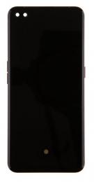 LCD Display + Dotyková Deska + Přední Kryt pro Realme X50 PRO Rust Red (Service Pack)