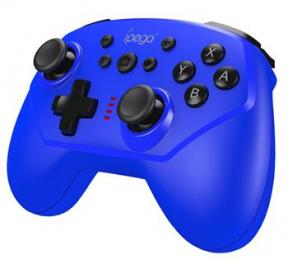 iPega 9162A Wireless Controller pro N-Switch Blue