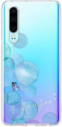 Huawei Original Clear Kryt Vernal Fairyland pro Huawei P30