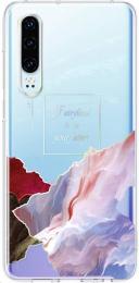 Huawei Original Clear Kryt Floating Fairyland pro Huawei P30
