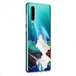 Huawei Original Clear Kryt Glacial Fairyland pro Huawei P30