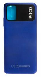 Xiaomi Poco M3 Kryt Baterie Blue (Service Pack)