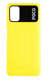 Xiaomi Poco M3 Kryt Baterie Yellow (Service Pack)