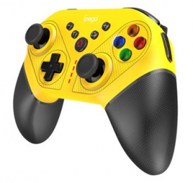 iPega SW038B Wireless GamePad pro N-Switch/PS3/Android/PC Yellow