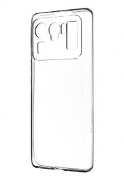 Tactical TPU Kryt pro Xiaomi Mi 11 Ultra Transparent