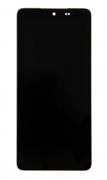 LCD display + Dotyk Samsung G525F Xcover 5 Black (Service Pack)