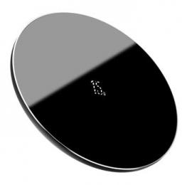 Baseus WXJK-B01 Simple Bezdrátová Nabíječka 15W Black