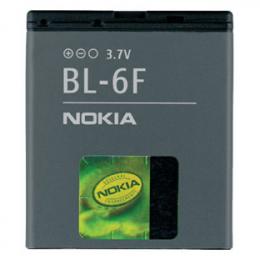 Originální baterie Nokia BL-6F