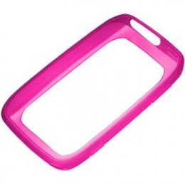 NOKIA CC-1046 Fuchsia silik.rámeček Nokia Lumia710 (02731G7) růžové