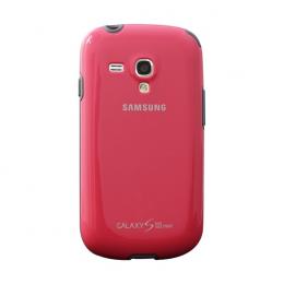 EFC-1M7BPE Samsung Zadní Kryt pro Galaxy S3mini i8190 Pink