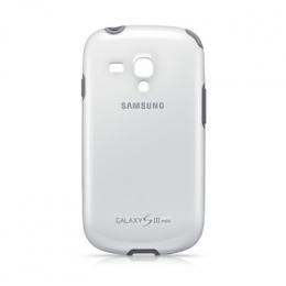 EFC-1M7BWE Samsung Zadní Kryt pro Galaxy S3mini i8190 White
