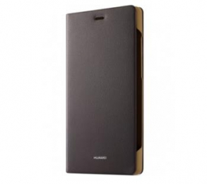 Huawei Original Folio Pouzdro hnědé pro Huawei P8 Lite
