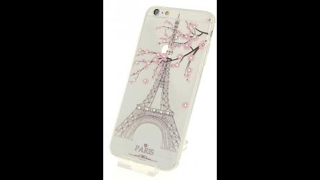 Plastový zadní kryt pro iPhone 6 Plus a iPhone 6S Plus Paříž