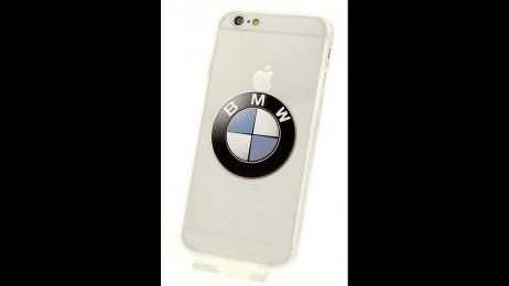 Silikonové pouzdro pro iPhone 6 a iPhone 6S BMW