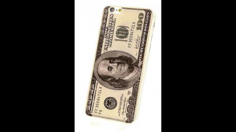 Silikonové pouzdro pro iPhone 6 a iPhone 6S 100 Dollarů