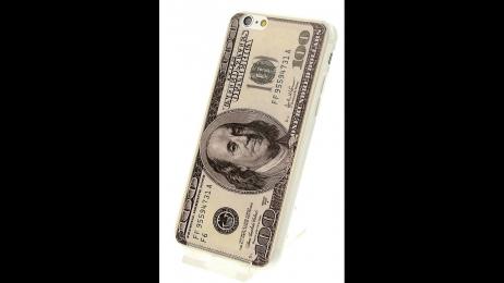Plastový zadní kryt pro iPhone 6 a iPhone 6S 100 Dollarů