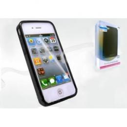 Jekod iPhone 4 pouzdro černé