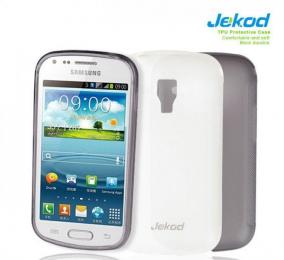 Jekod Samsung S7562 pouzdro bílé