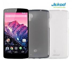 Jekod TPU ochranné pouzdro Black pro LG Nexus 5