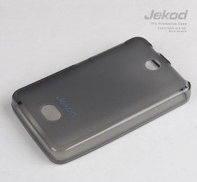 Jekod TPU ochranné pouzdro Black pro Nokia 501