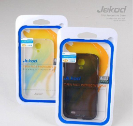 Jekod TPU ochranné pouzdro White pro Samsung Galaxy S4 i9505