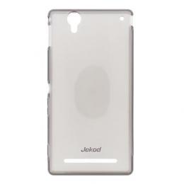JEKOD TPU Ochranné Pouzdro Black pro Sony Xperia D5303 T2 Ultra