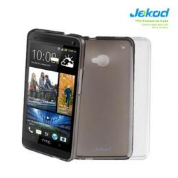 JEKOD TPU Ochranné Pouzdro White pro HTC ONE mini/M4
