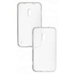 Jekod TPU ochranné pouzdro White pro Nokia Lumia 620
