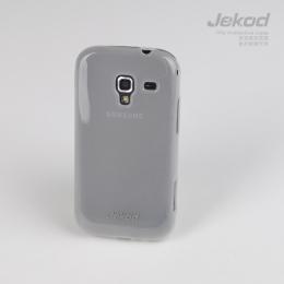Jekod TPU Ochranné Pouzdro White pro Samsung i8260 Galaxy Core 2