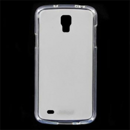 JEKOD TPU Ochranné Pouzdro White pro Samsung i9295 Galaxy S4 Active
