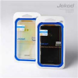 Jekod TPU silikonové pouzdro White pro Samsung N7100 Galaxy Note II